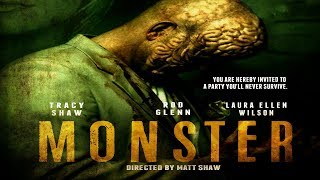 MONSTER Official Trailer (2018) Horror