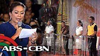 TV Patrol: Presidential bets, sumalang sa 'fast talk'