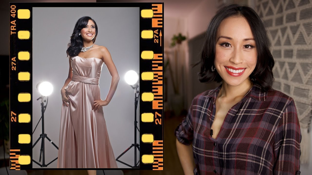 Pageant Headshots, Portraits, & Close-Ups | How To Maximize Your In-Studio Glam Photography Session