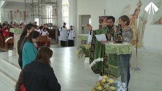 Missa Dominical dia 22 de Julho de 2018