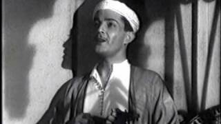 Ramon Novarro sings Love Songs Of The Nile (The Barbarian)