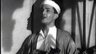 Ramon Novarro sings Love Songs Of The Nile (The Barbarian)