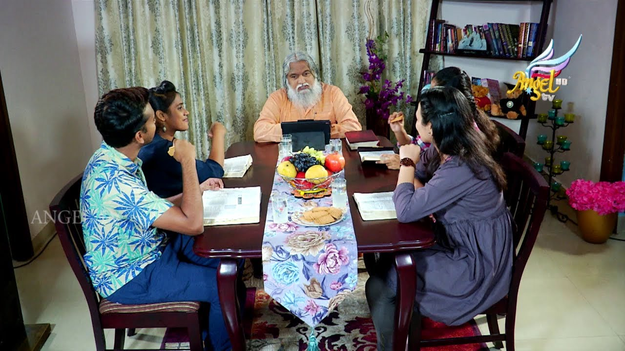 Master's Table   Sadhu Sundar Selvaraj   Episode 2 (Hindi Subtitles)