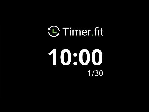 10 Minute Interval Timer