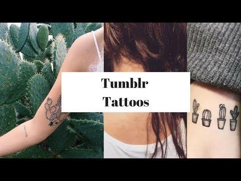 Tumblr tattoos #1