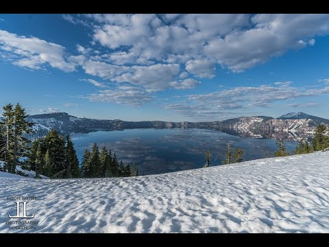 Sony A9 vs. Sony A7Rii Landscape Shootout Resolution Challenge at Crater Lake National Park