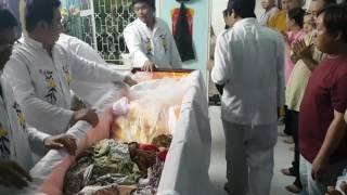 Video Transferring the body into the coffin download MP3, 3GP, MP4, WEBM, AVI, FLV Desember 2017