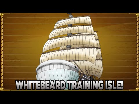 WHITEBEARD TRAINING FOREST!!! (One Piece Treasure Cruise - Global)