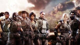 GEARS OF WAR: The Complete Saga Movie (GEARS OF WAR 4, GOW 1, GOW 2, GOW 3, Raam