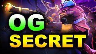 SECRET vs OG - EU GROUP FINAL! - EPICENTER MAJOR DOTA 2