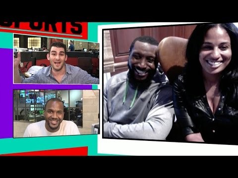 NaVorro Bowman- Chip Kelly Can Come To My Wedding...Maybe | TMZ Sports