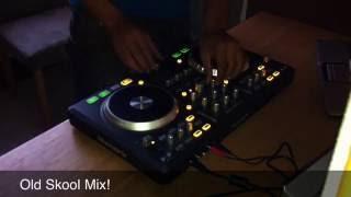 numark mixtrack pro old school r mix dj jc