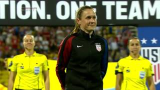 Video USWNT - Heather O'Reilly Honored for Final Cap Pre-Game Ceremony v. Thailand - September 15, 2016 download MP3, 3GP, MP4, WEBM, AVI, FLV September 2017