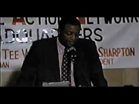 Curtis Cost at: The Harlem AIDS FORUM Part 1 of 2 www.vaccinesaredangerous.com