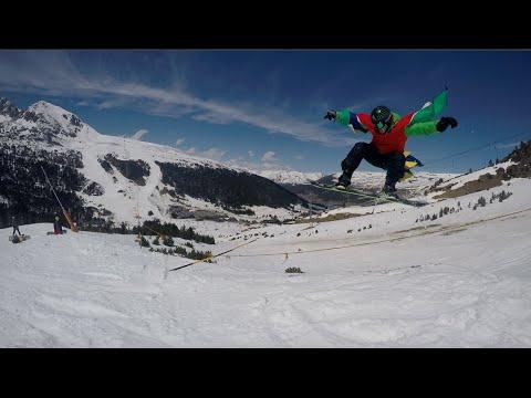 Andorra - Pas de la Casa - Snow Sports Northumbria 2016