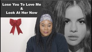 Baixar Selena Gomez - Lose You To Love Me & Look At Her Now |REACTION|