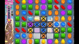 How to beat Candy Crush Saga Level 50 - 1 Stars - No Boosters - 122,180pts