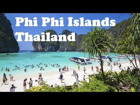 Phuket King Travel. Phi Phi Island Tour | VIDEO | Thailand
