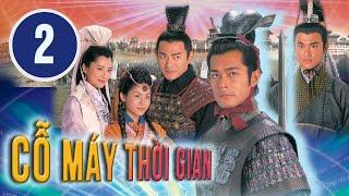 Cỗ máy thời gian 02/40 (tiếng Việt), DV chính:Cổ Thiên Lạc, Tuyên Huyên; TVB/2001