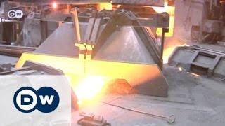 إغراق تجاري في صناعة الصلب | صنع في ألمانيا