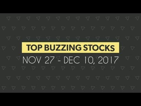 Buzzing Stocks of this fortnight | Nov 27 - Dec 10, 2017