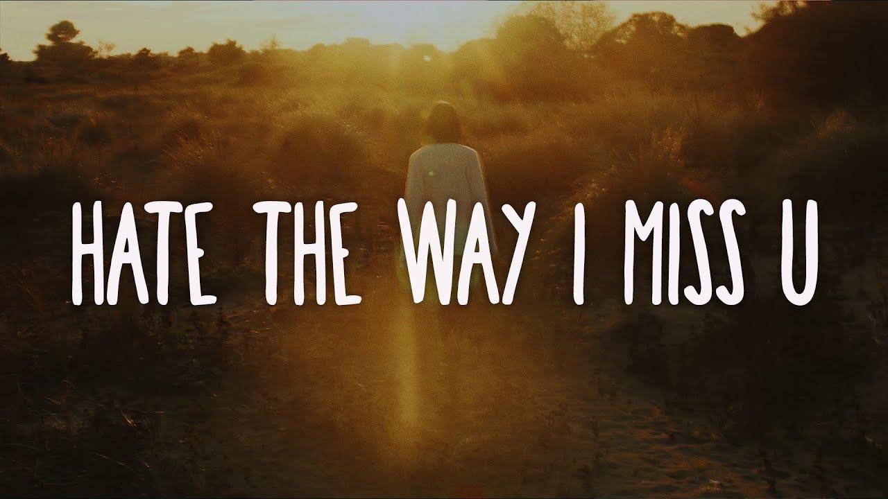 G-Eazy - Hate The Way (Lyrics) ft. blackbear