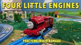 Tomy Four Little Engines