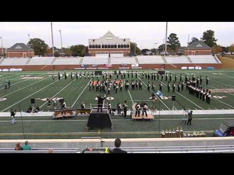 Thomson High School Bulldog Brigade 2014 Finals at Mercer University