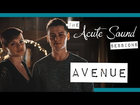 The Moon - The Swell Season (Avenue cover) | ACUTE SOUND SESSIONS