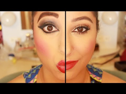 MAKEUP 101: APPLYING MAKEUP PROPERLY & HOW TO AVOID LOOKING CLOWN-ISH