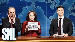 Weekend Update: Nancy Pelosi and Chuck Schumer - SNL
