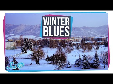 Why Do We Get The Winter Blues?   Seasonal Affective Disorder