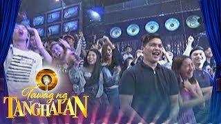 """Tawag ng Tanghalan: """"Taga Saan Ka?"""" dance challenge"""