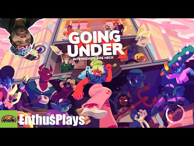 Playing Some | Going Under (Nintendo Switch)