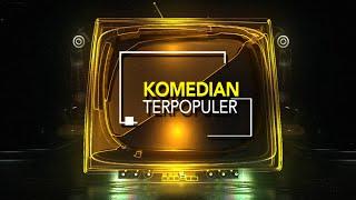 """Pemenang Nominasi """"Komedian Terpopuler"""""""