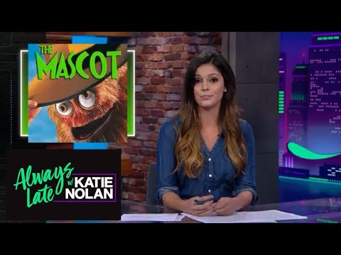 Philadelphia Flyers' Gritty and other mascots, fun or creepy? | Always Late with Katie Nolan | ESPN