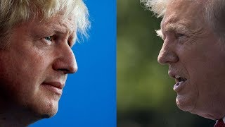 'They call him Britain Trump': How similar is Boris Johnson to Donald Trump?