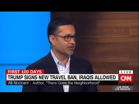 Ali Noorani on CNN International 3/6/17