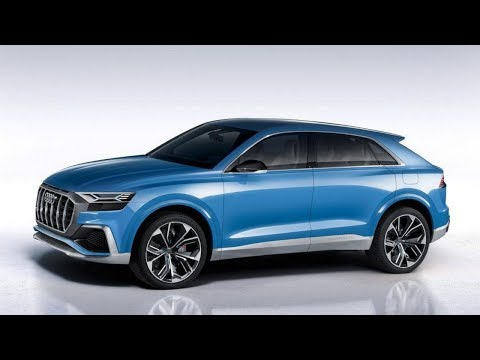 2018 audi q8 price and review youtube. Black Bedroom Furniture Sets. Home Design Ideas