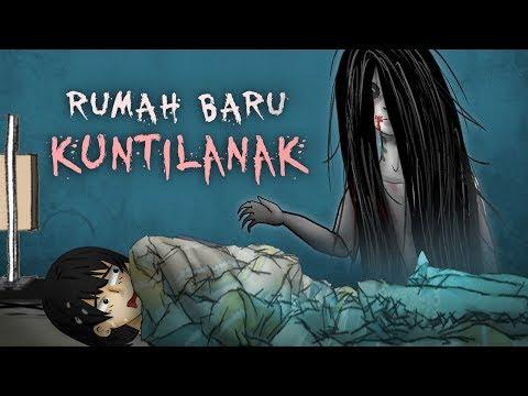 Kuntilanak Ghost New House - Horror Story Animation and Creepypasta | Rizky Riplay