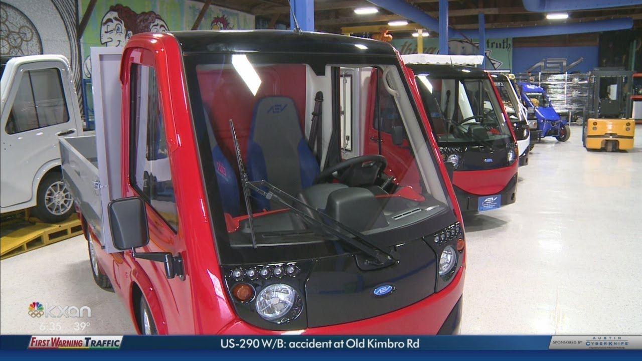 Austin electric vehicle company works to set itself apart