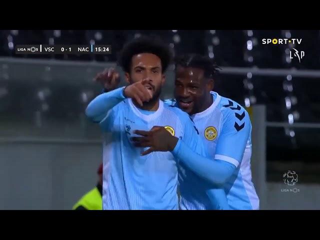 Goal | Golo Gorré: Vitória SC 0-(1) CD Nacional (Liga 20/21 #12)
