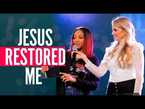 I Lost it All But Jesus Restored Me