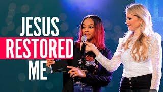 I Lost it All But Jesus Restored Me