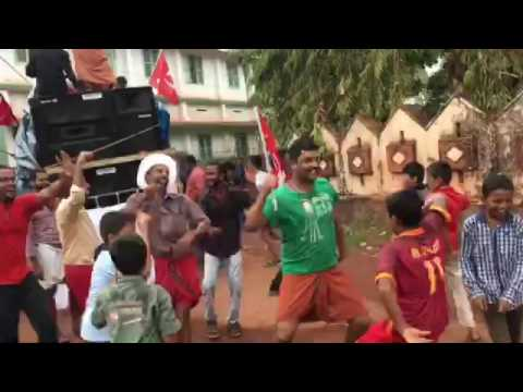 Cpim celebration in kannur