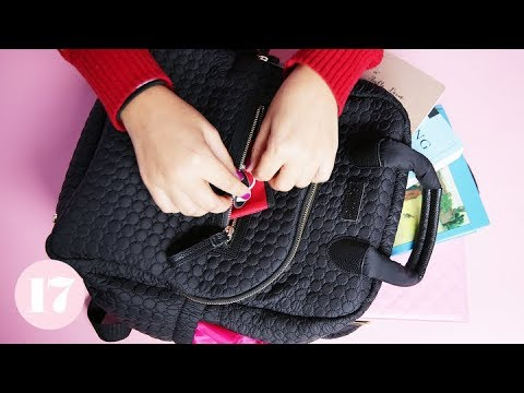 How to Organize Your School Supplies | Plan With Me