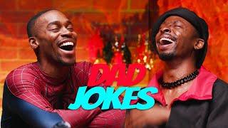 Dad Jokes | Tutweezy vs. K. Moore (Halloween Edition) | All Def