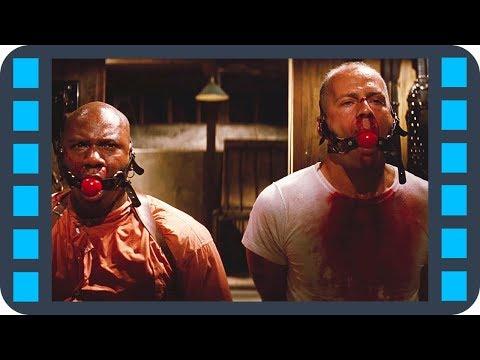 В подвале у извращенцев — «Криминальное чтиво» (1994) сцена 8/12 HD