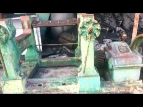 Taiping Rubber Recycling Machinery Scrap