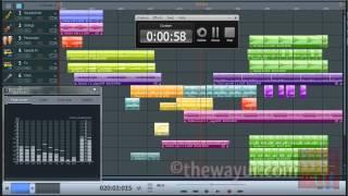 Caught your Lie - Magix Music Maker 17 Pro - thewayur